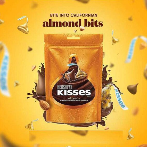 Hersheys Kisses | Almonds Chocolate