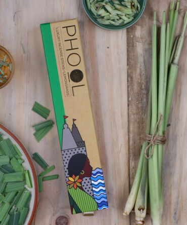 Phool Natural Incense Sticks | Lemongrass