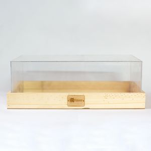 """Large Crystal Crate 16""""x16"""""""